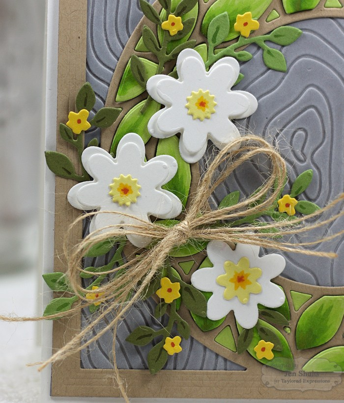 Spring Wreath by Jen Shults
