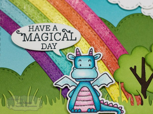 Have a Magical Day by Jen Shults