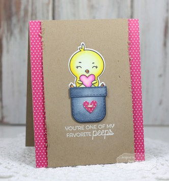 Favorite Peeps by Jen Shults
