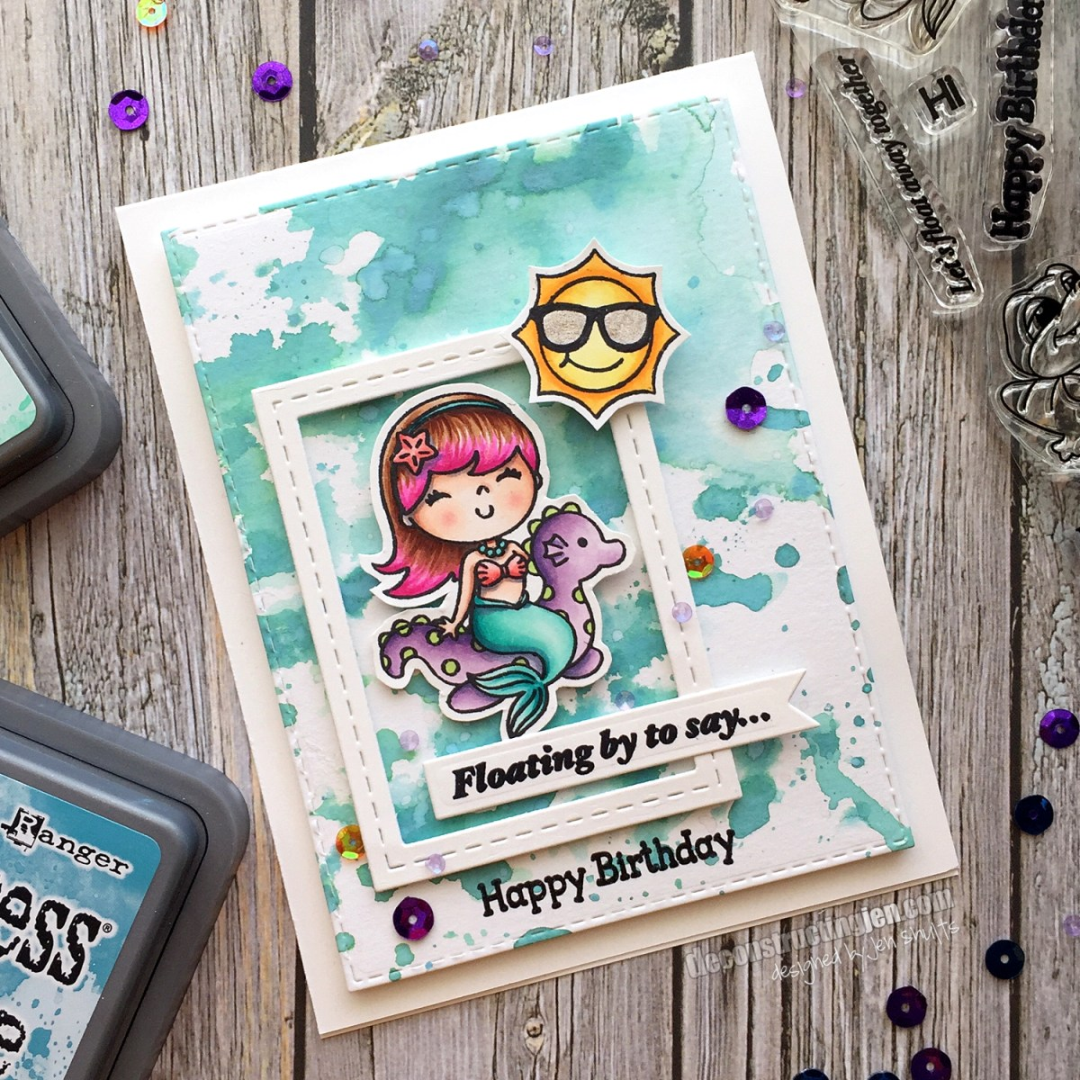 CardMaker and Craftin' Desert Divas Blog Hop
