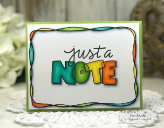 Notecard Set by Jen Shults