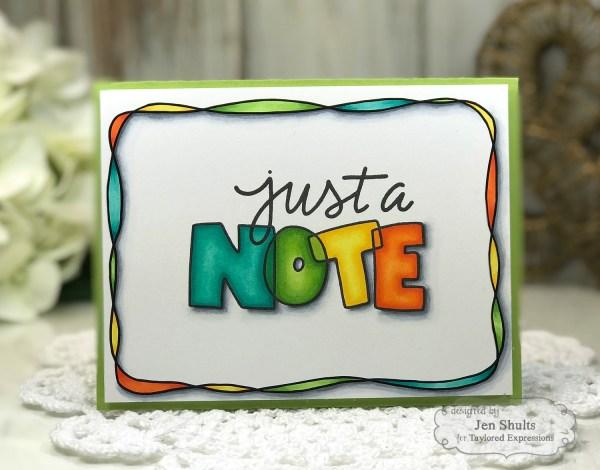 Notecard Set by Jen Shults