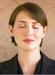 Deep meditation ...