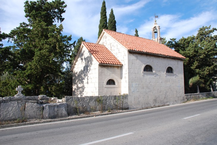 Church of St. Martin, Podstrana, Croatia ... Photo credit ... https://www.petrus.sk/