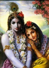 Radha and Krishna-An imagination of the artist. The photo is taken from … https://www.quora.com/What-is-the-love-story-of-Radha-and-Krishan-Ji-and-the-lesson-we-learn-from-it