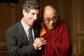 Richie Davidson and the Dalai Lama