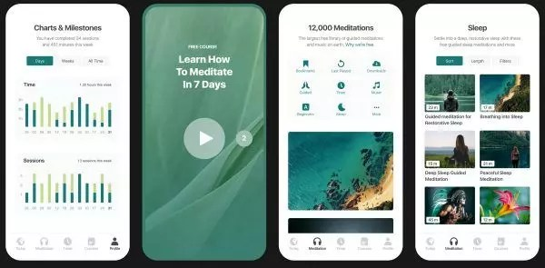 What Is the Best Meditation App in 2019? - Deconstructing