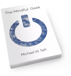 TheMindfulGeek-3d Cover