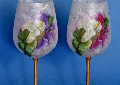Romantischer Teelichthalter
