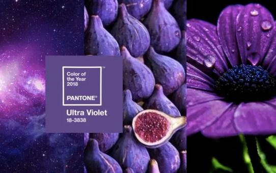 Ultraviola a 2018-as év színe