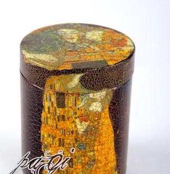 Bonbonier Klimt Motiv