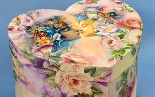 Josephine Wall Inspiration