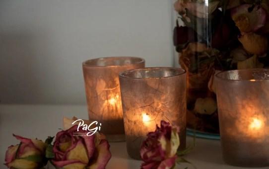 Mécsesek rózsa dekorációval - MiniMaLista 40