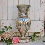 DIY Antiqued Mercury Mirror Glass