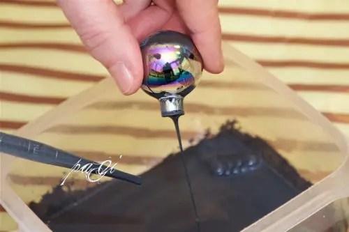 Mercury üveggömbők - Minimalis 5