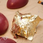 Aranyozni, ezüstőzni füstfóliával