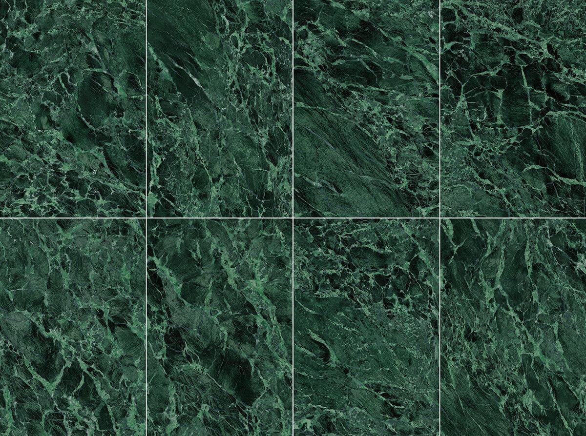 Verde Alpi Marble Tile GANI Tile