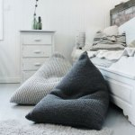 Wool Nursery chair