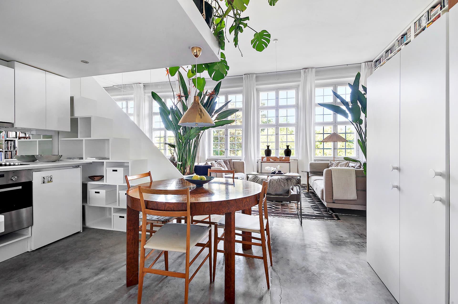 стол кухня гостиная