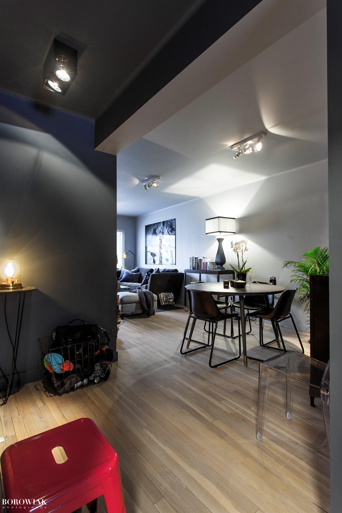 коридор гостиная