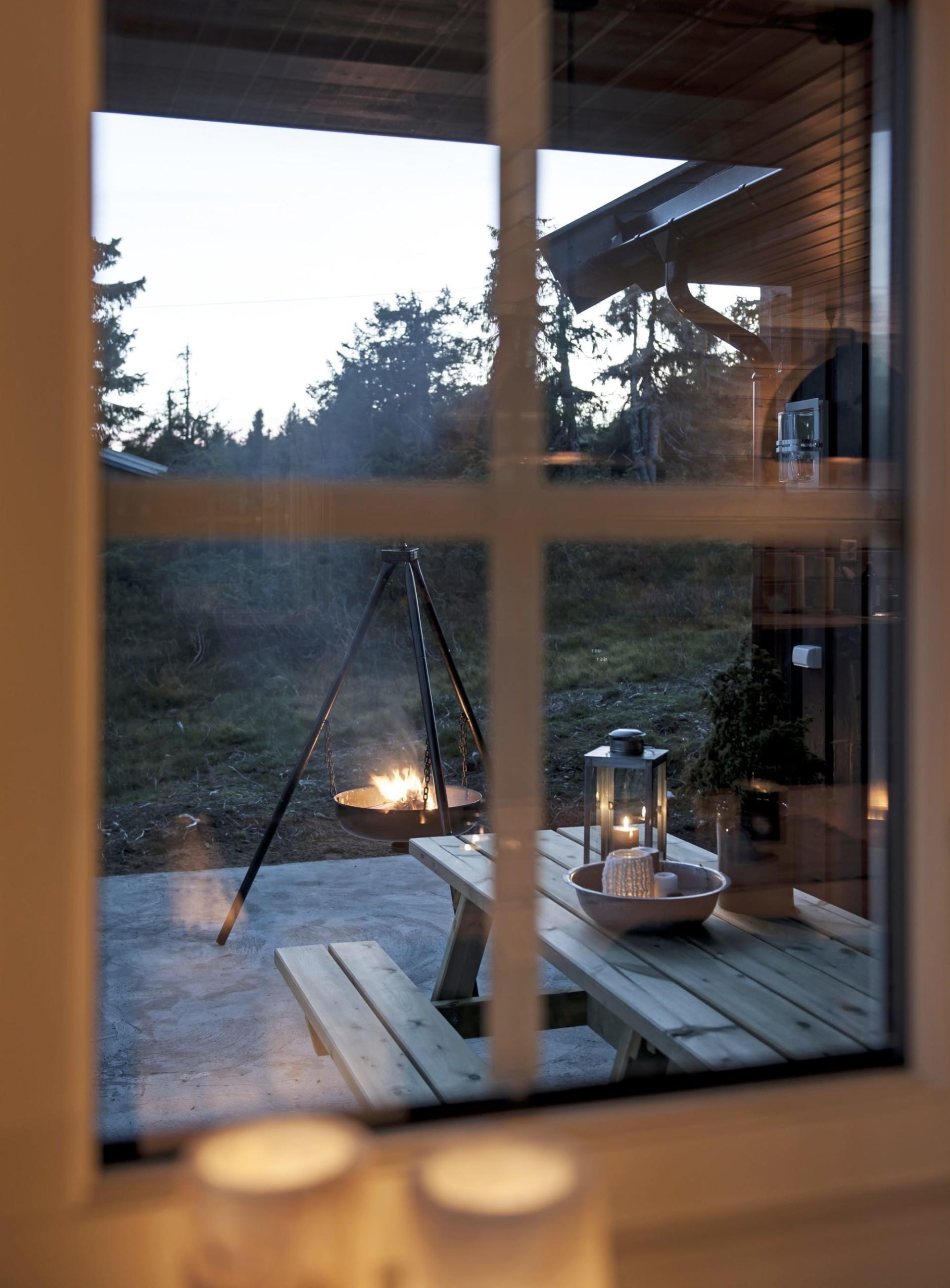 окно терраса