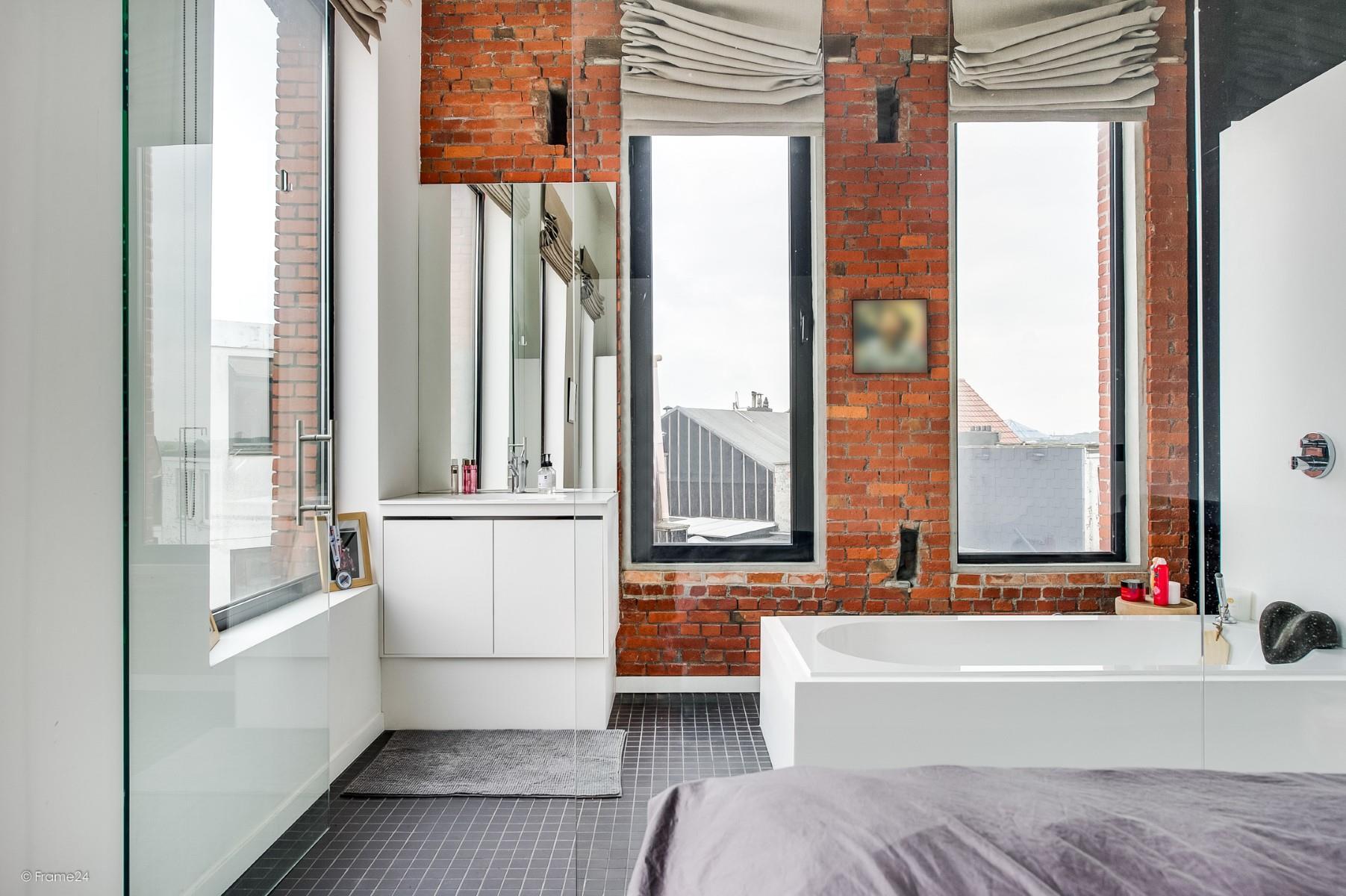 спальня ванна перегородка