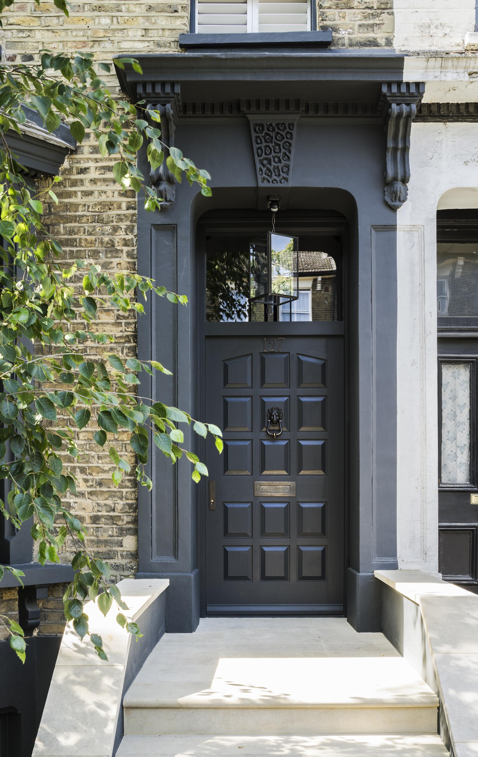 таунхаус дом входная дверь ступени