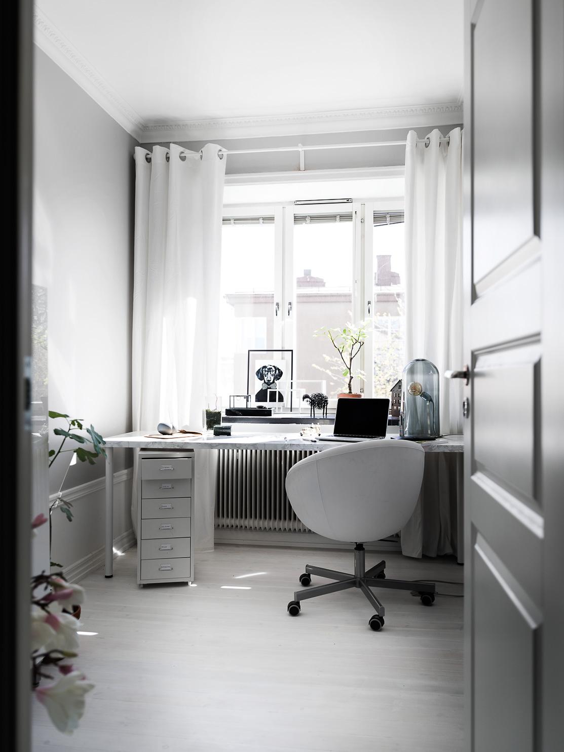 кабинет рабочий стол кресло