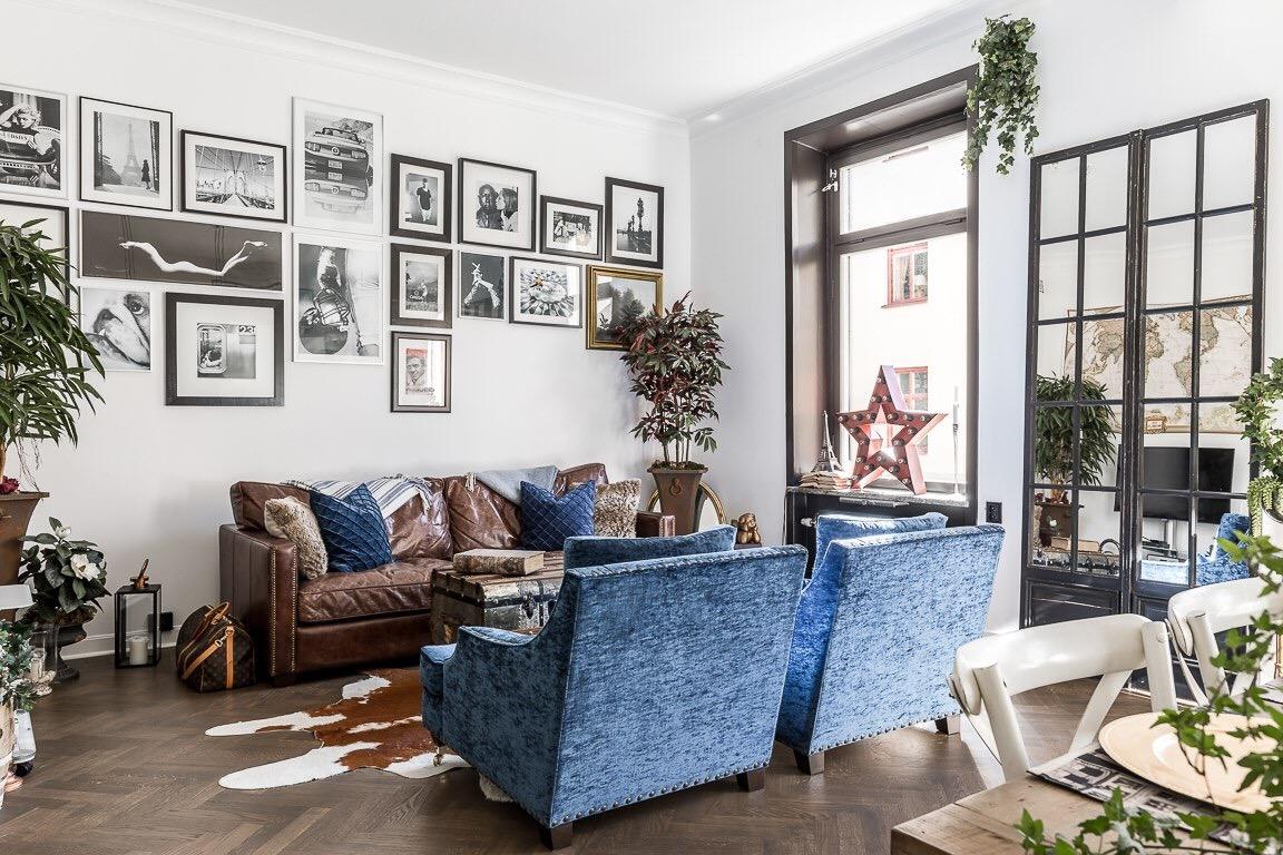 гостиная диван кресла