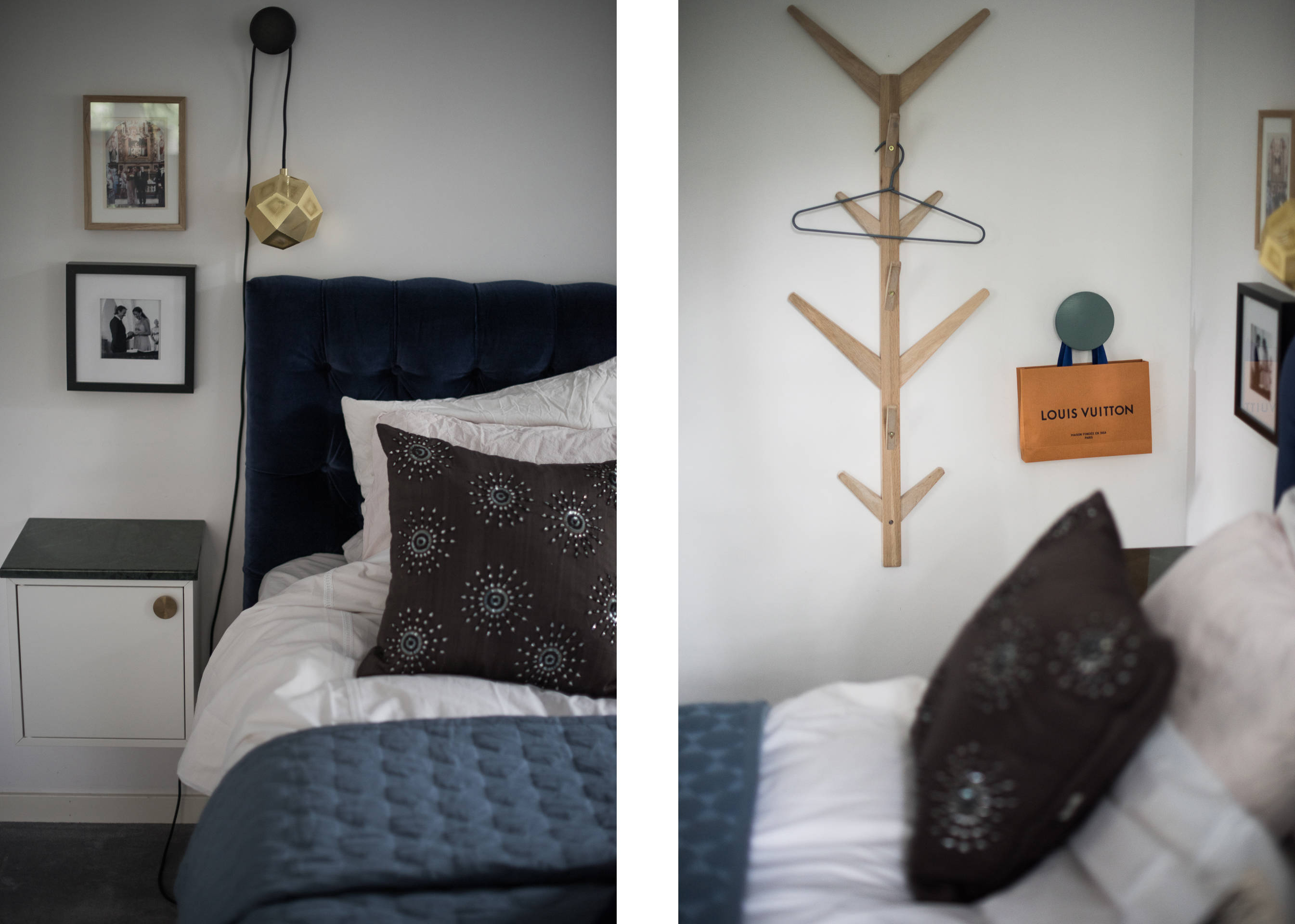 кровать изголовье прикроватные тумбы
