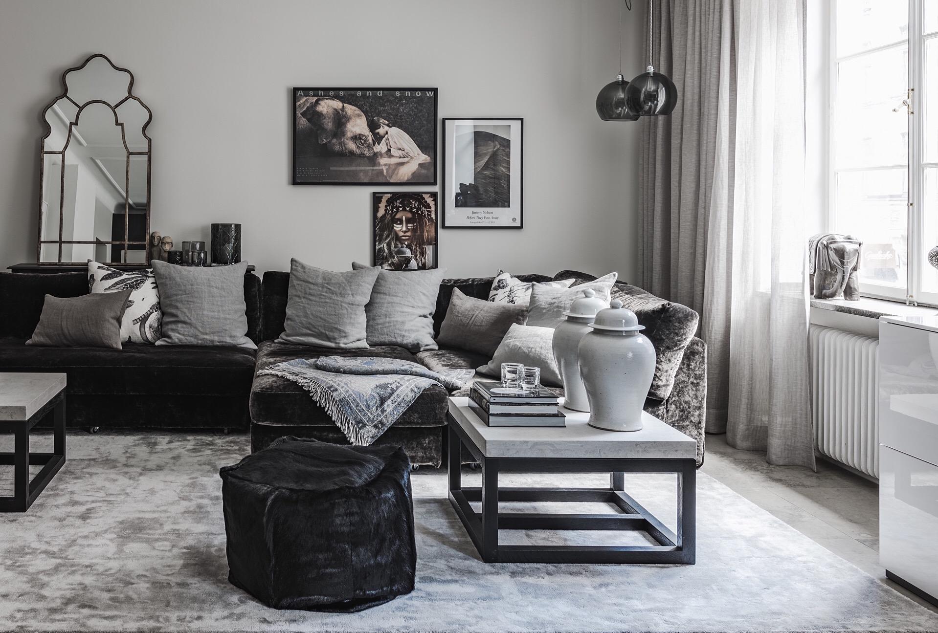 диван сварной столик вазы пуф