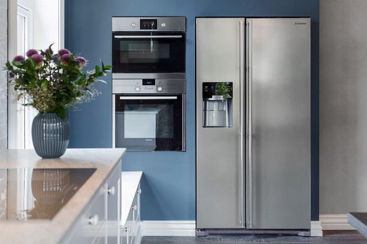 кухня холодильник встроенная техника