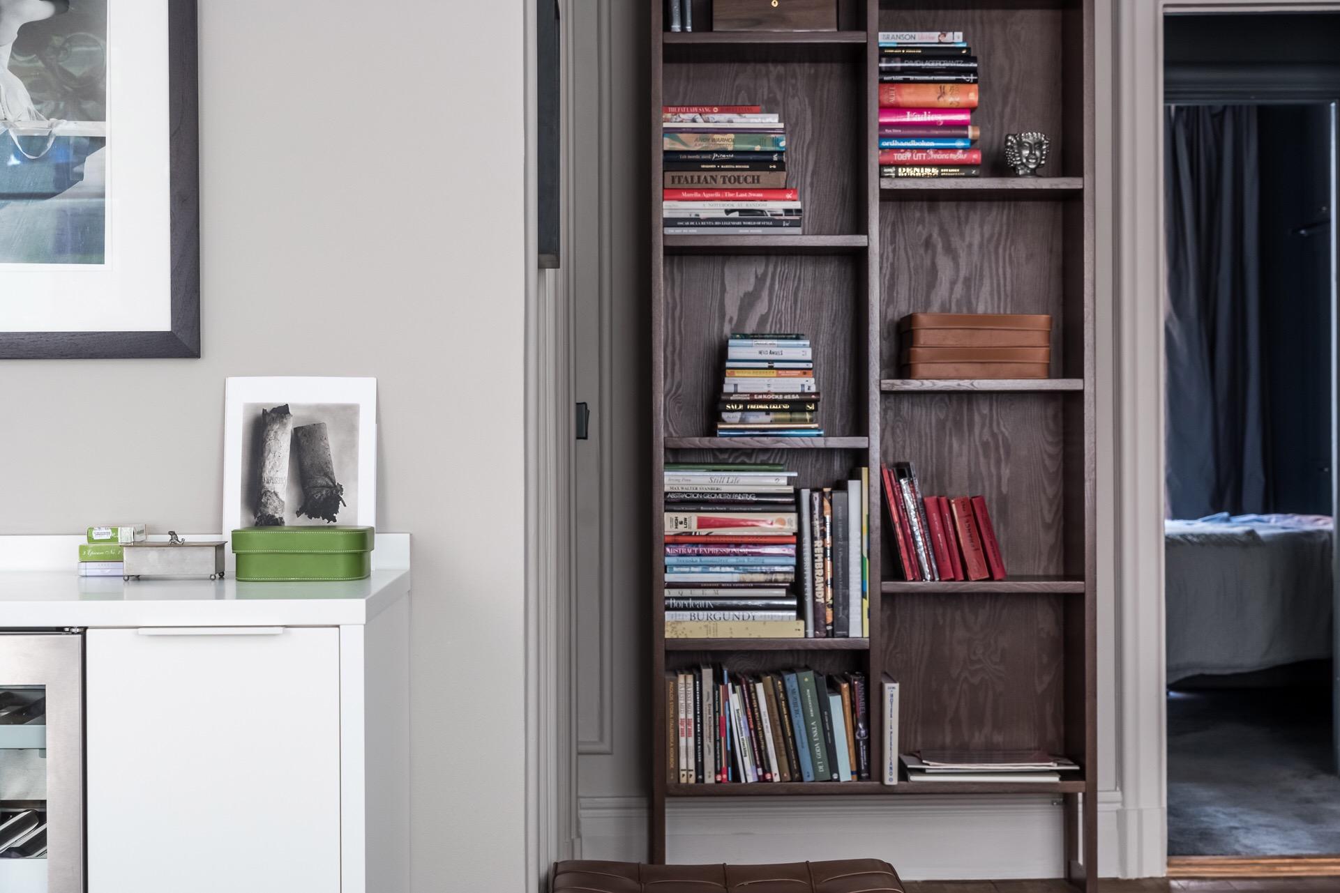 гостиная книжный шкаф кухонный винный шкаф