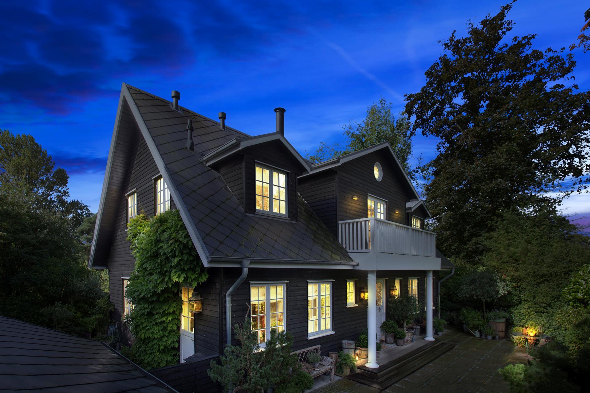 деревянный дом веранда