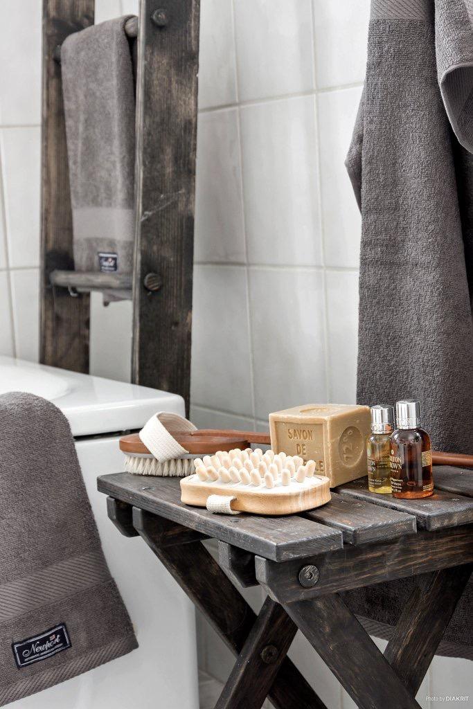 ванная комната скамейка