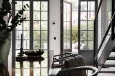 сварные стеклянные двери