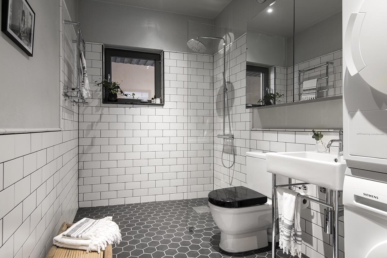 санузел душ полотенцесушитель плитка раковина