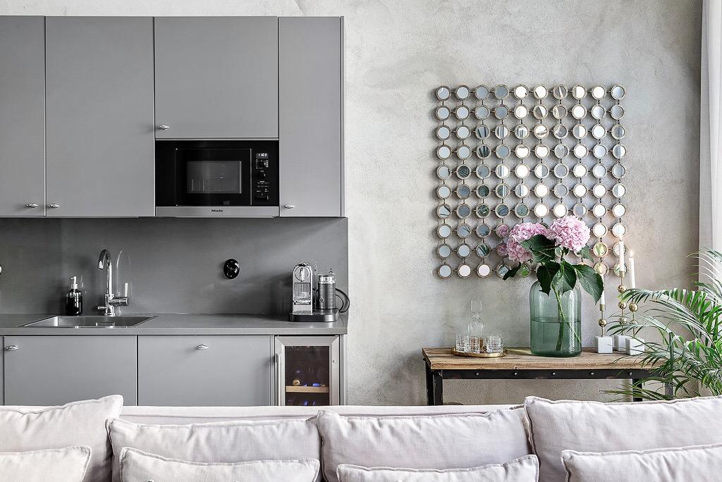 детали кухни гостиной диван консоль декор кухонная мебель