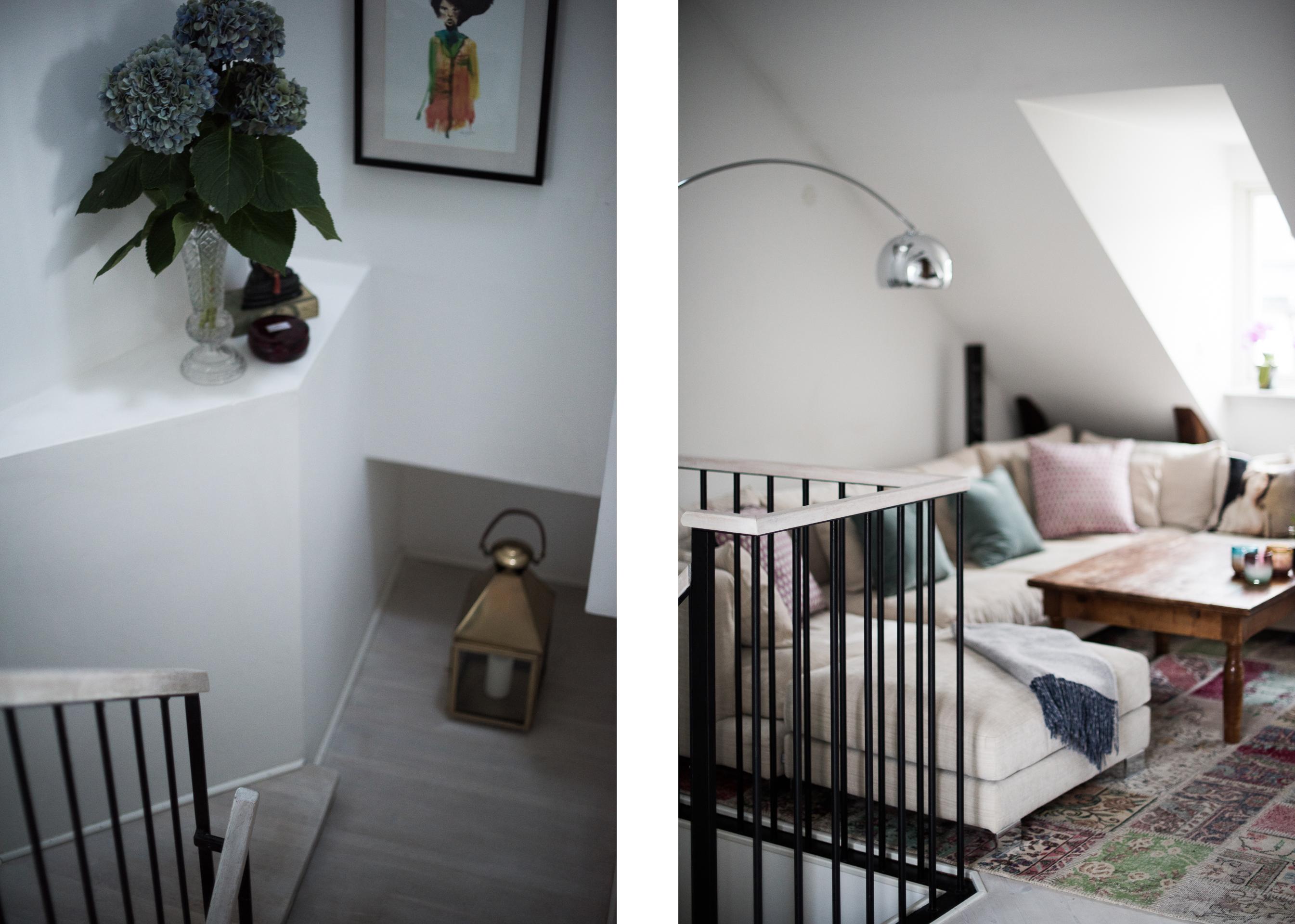 лестница ступени перила