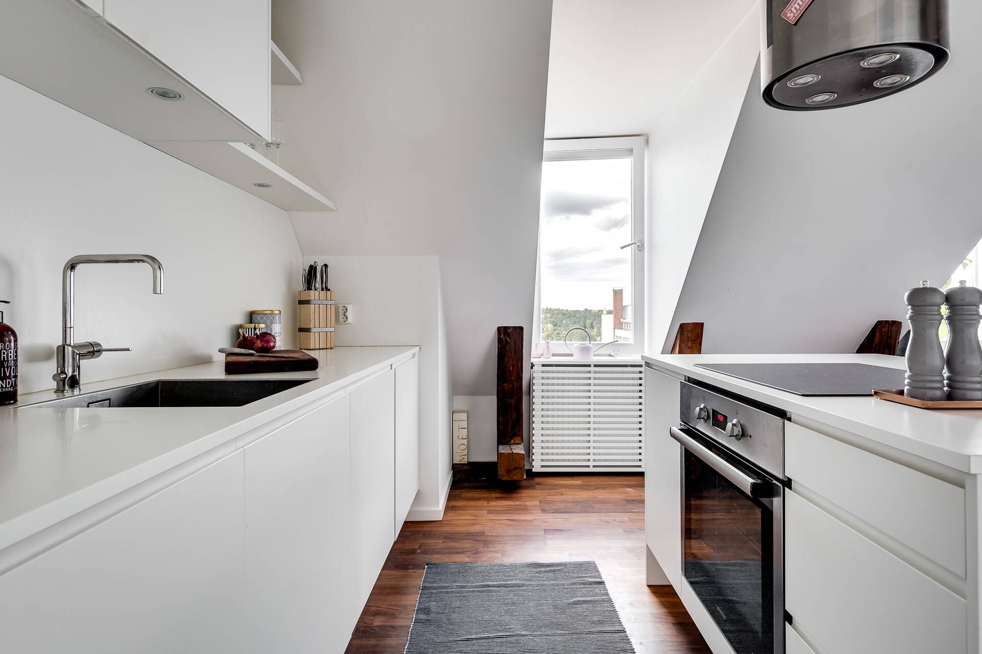 кухонный остров варочная панель вытяжка духовка