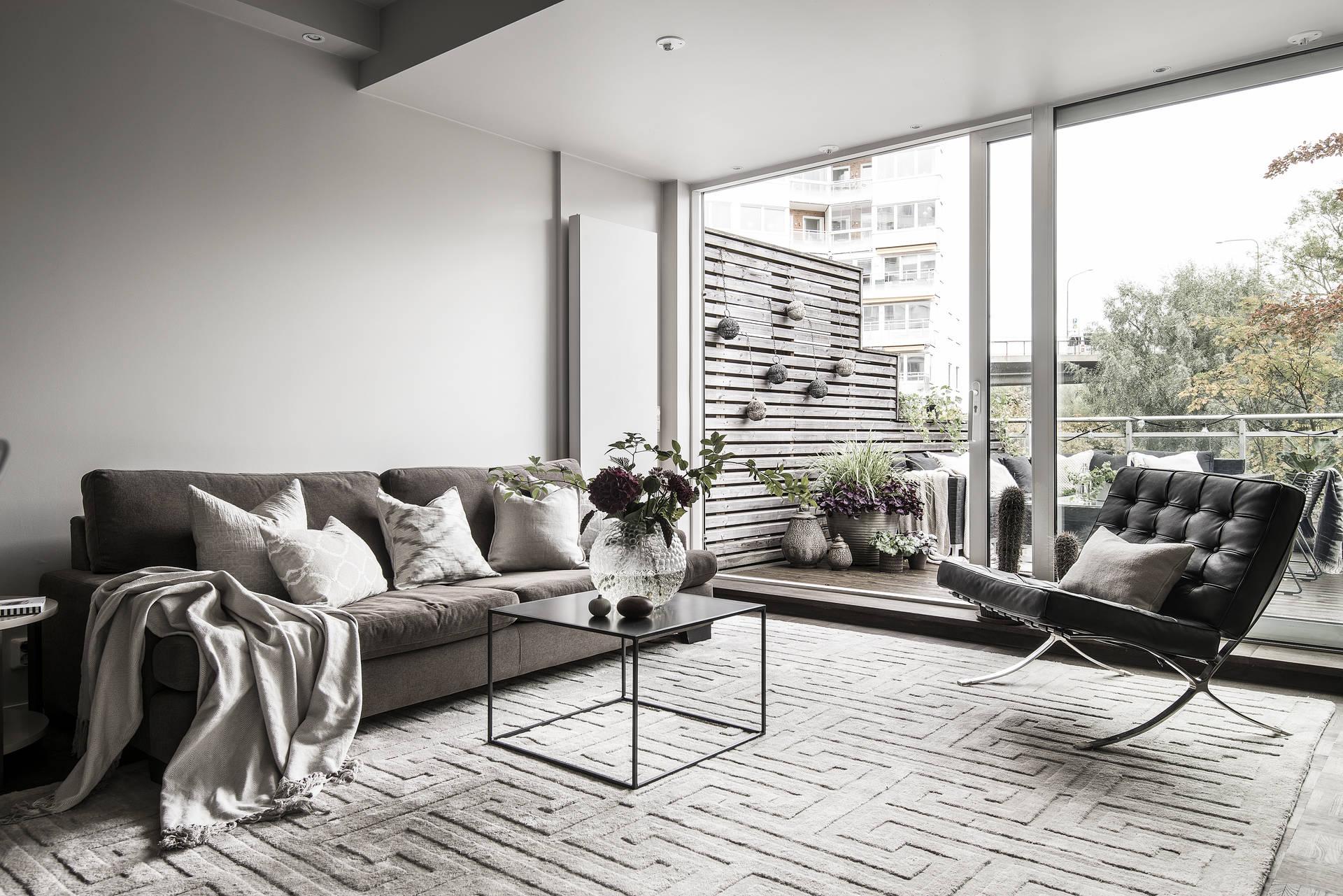 комната диван ковер кресло столтк