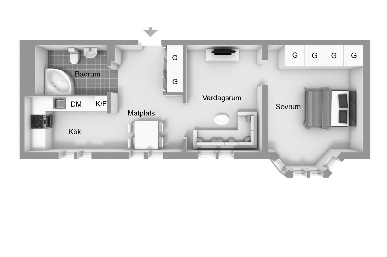 планировка-квартира-44-квм