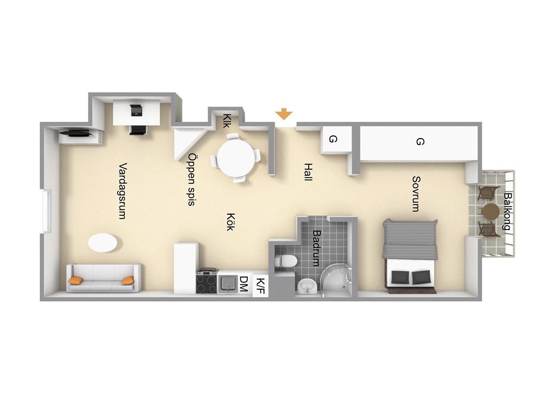 планировка-квартира-56квм