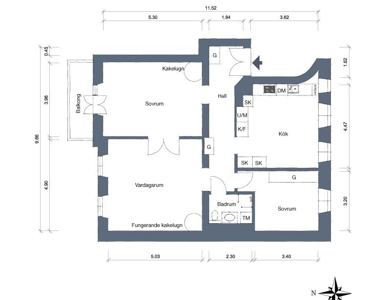 планировка-квартира-99квм