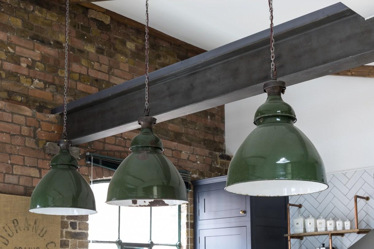 Кухня подвесные лампы