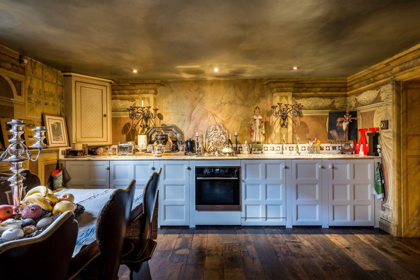 кухня пл массив