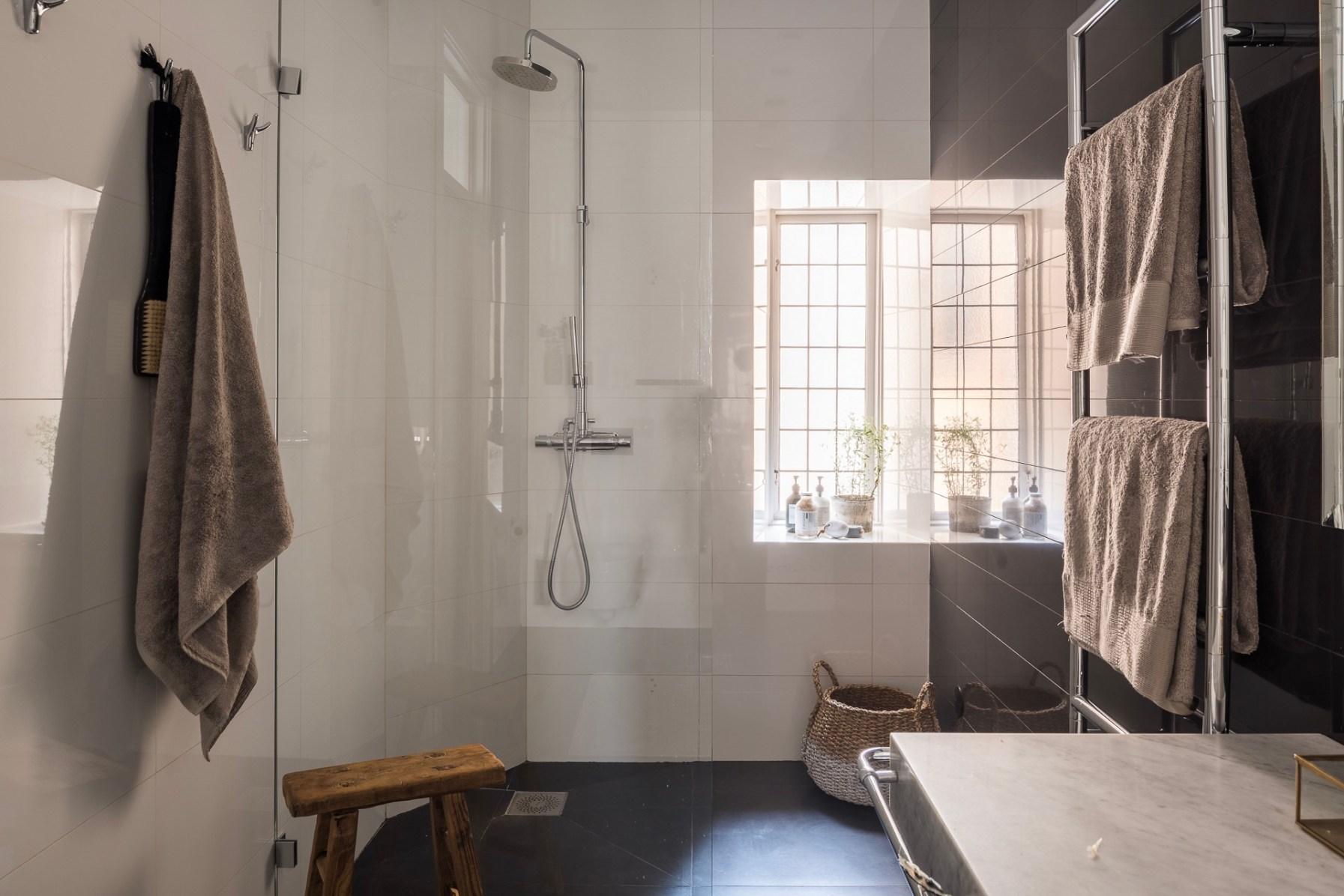 ванная комната душ