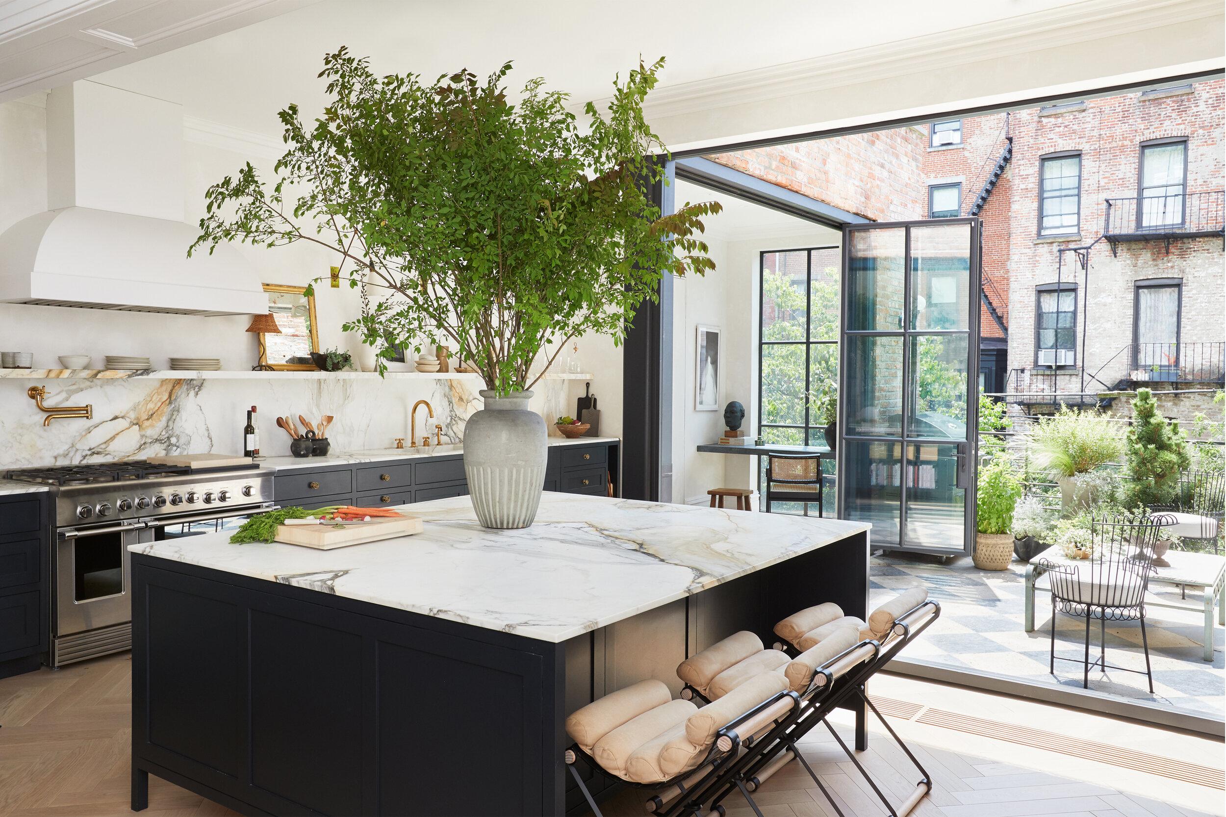 кухонный остров кухня