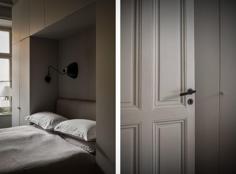 спальня дверь