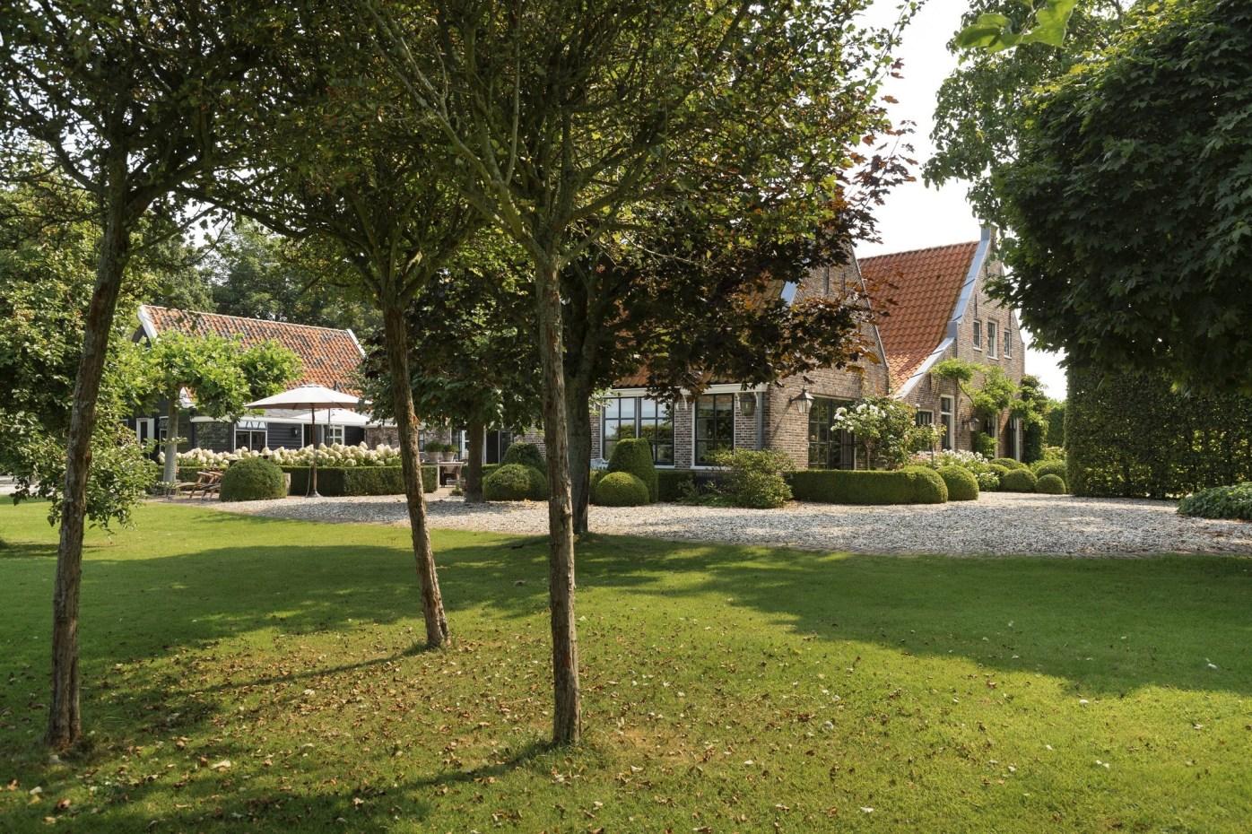 дом в нидерландах ландшафт